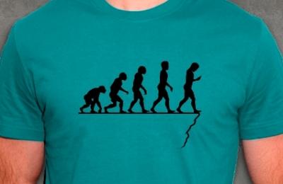 L'évolution de l'humanité