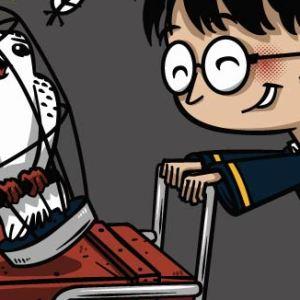 zoom t-shirt Harry Potter in the Portal geek original