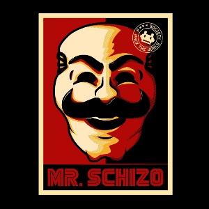 dessin t-shirt MR. ROBOT geek original
