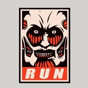 dessin t-shirt L'attaque des Titans geek original