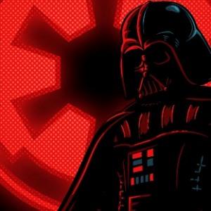 zoom t-shirt Dark Vader geek original