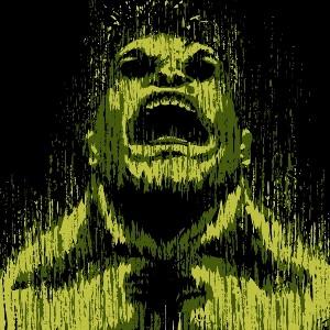 zoom t-shirt La colère de Hulk geek original