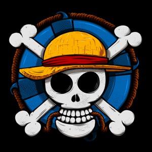 dessin t-shirt One piece piratrie geek original