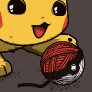 zoom t-shirt Pikachu miaou geek original