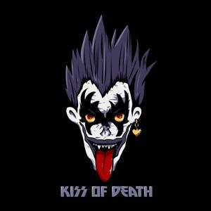 dessin t-shirt Ryuk Kiss geek original