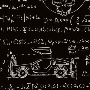 zoom t-shirt Théorie de la relativité geek original