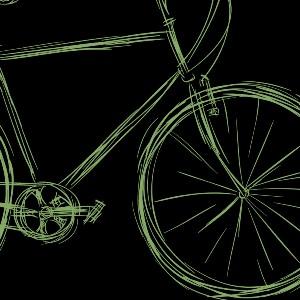 zoom t-shirt Simple vélo geek original