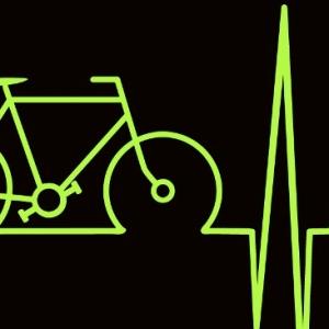 zoom t-shirt Electro vélo geek original