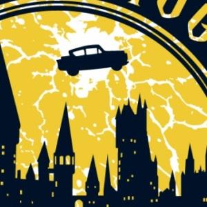 zoom t-shirt Bienvenue à Poudlard geek original