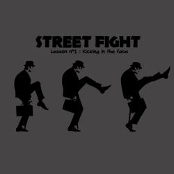t-shirt Monty Python Fighter