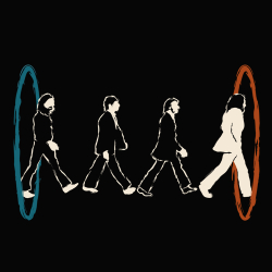 t-shirt Beatles Portal