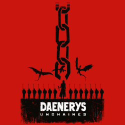 t-shirt Daenerys Unchained