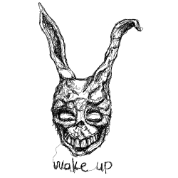 t-shirt Lapin Donnie Darko