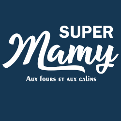 t-shirt Super Mamy