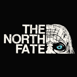 t-shirt The North Fate