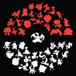 t-shirt Pokeball