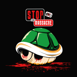 t-shirt Koopa Troopa