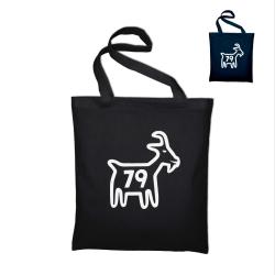 t-shirt Tote bag Chèvre blanche
